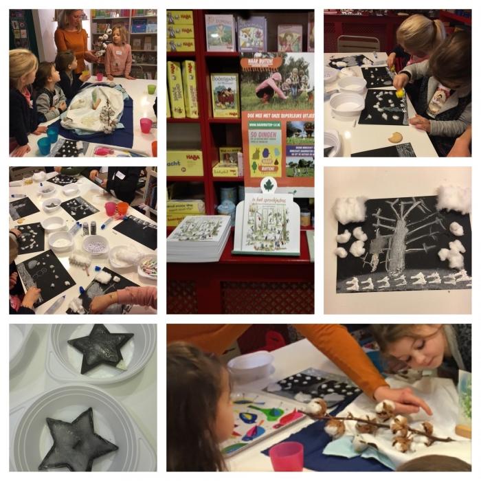 Workshop In het sprookjesbos - Naar Buiten! - natuuractiviteiten voor kinderen