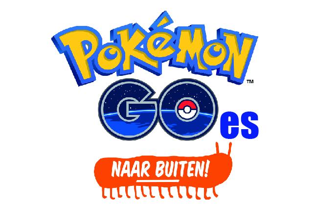 Pokemon-GO uitje